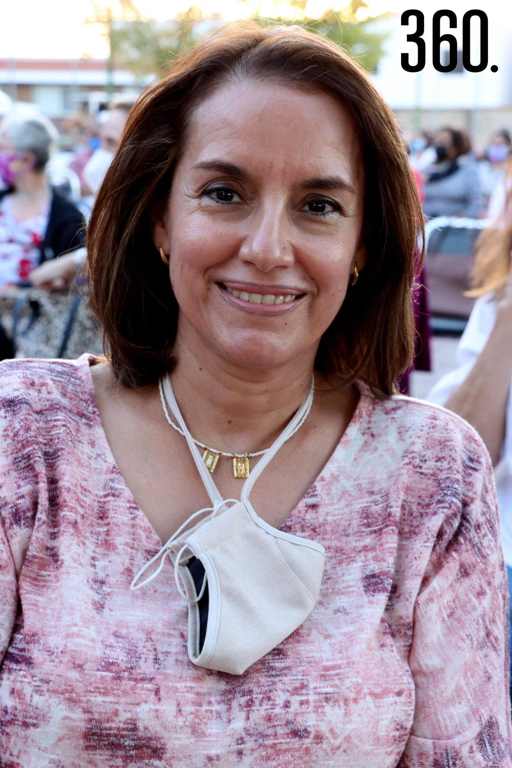 Norma Aguirre de Recio.