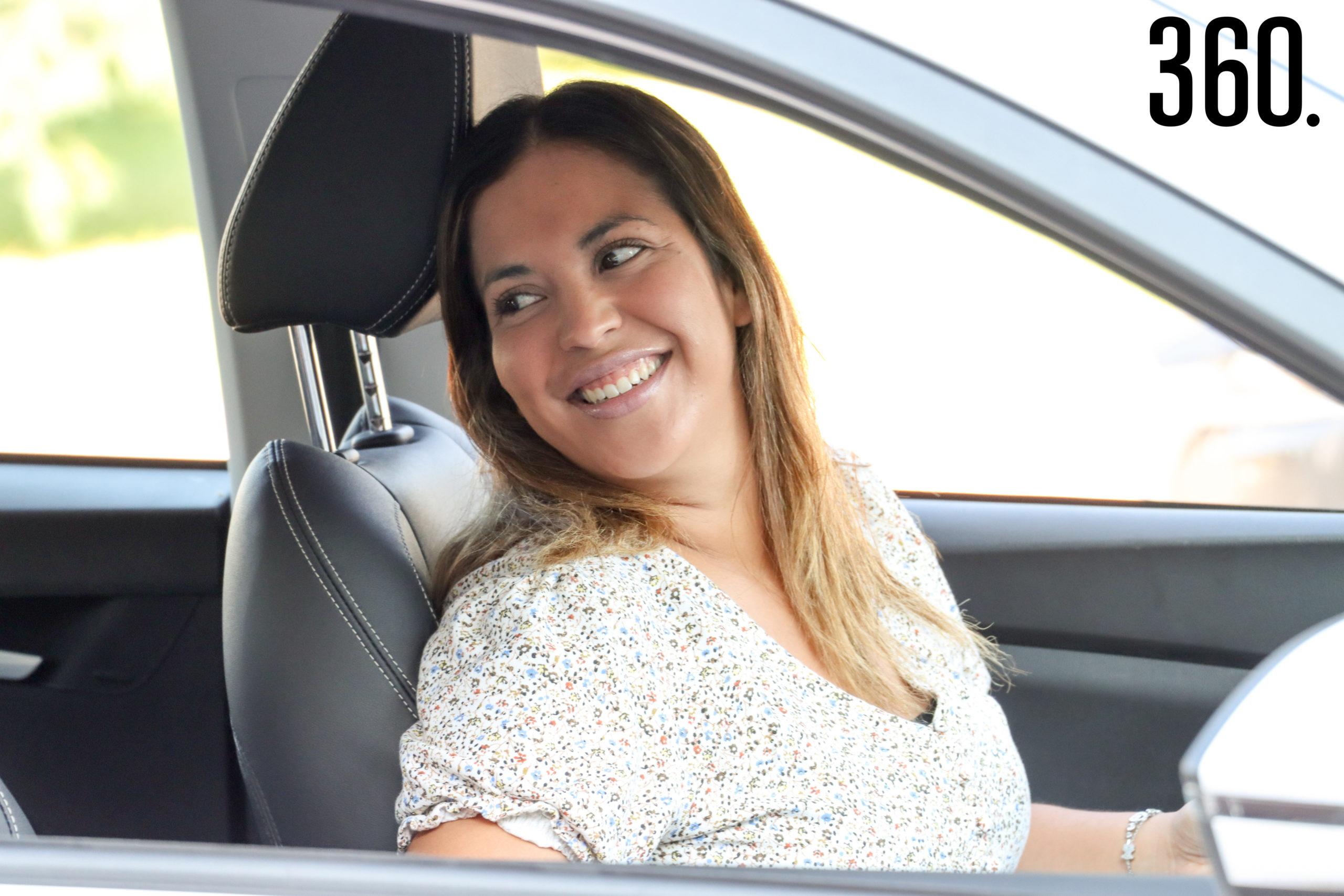 Laura de la Peña.
