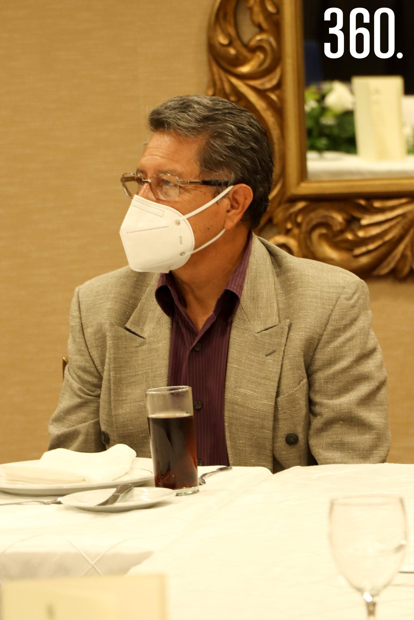 Dr. Francisco Pichardo.