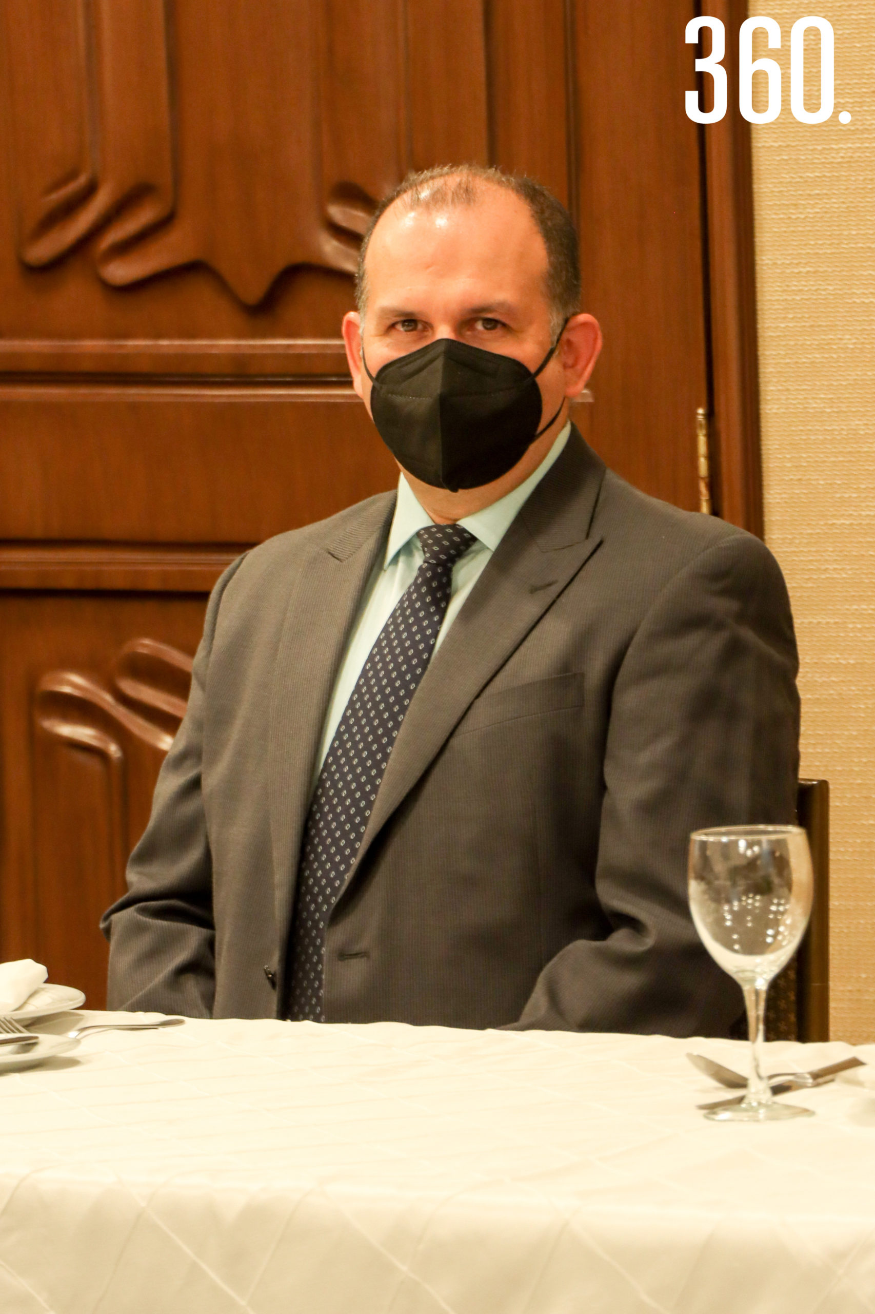 Dr. Juan Carlos Álvarez.