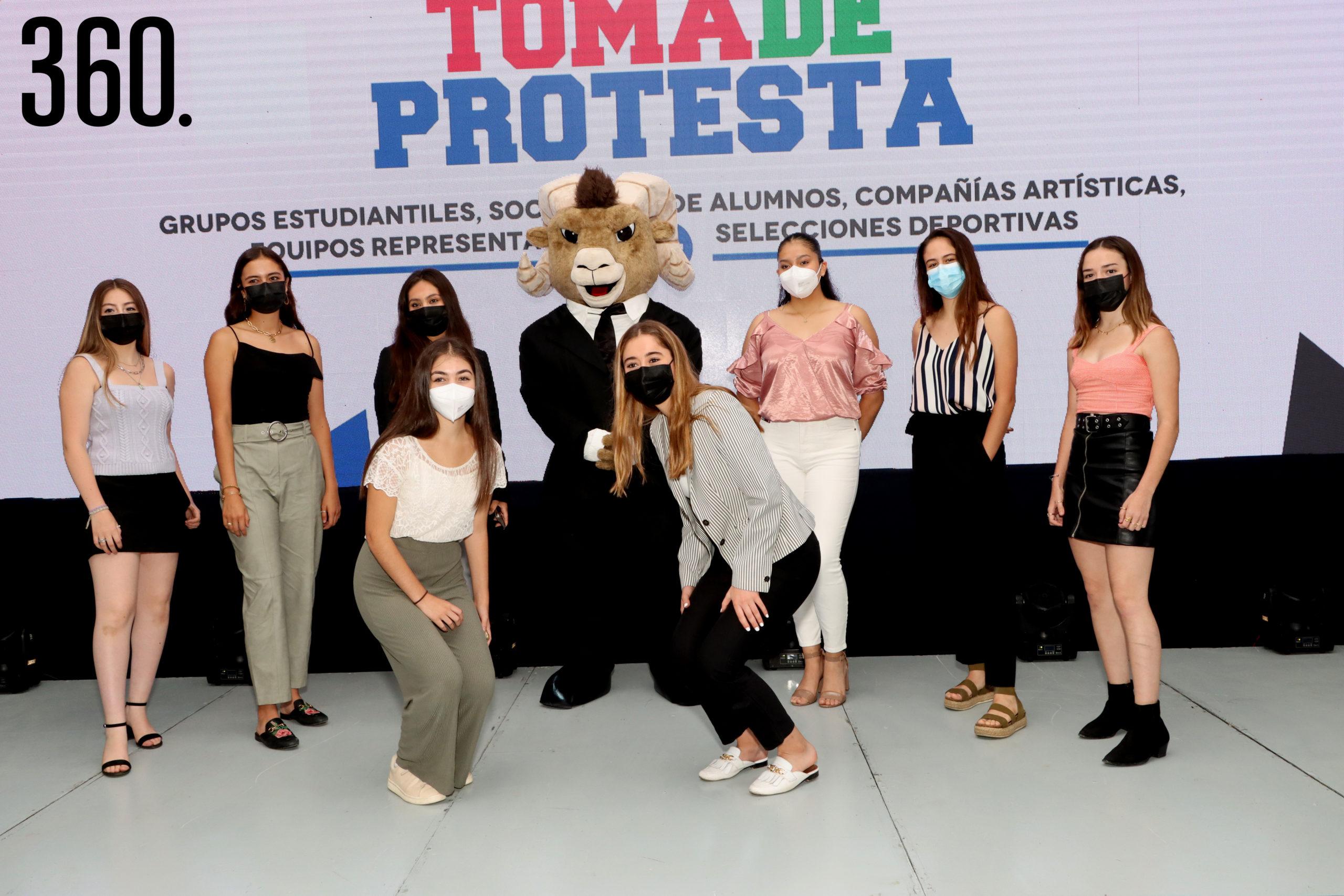 Grupo Danza.