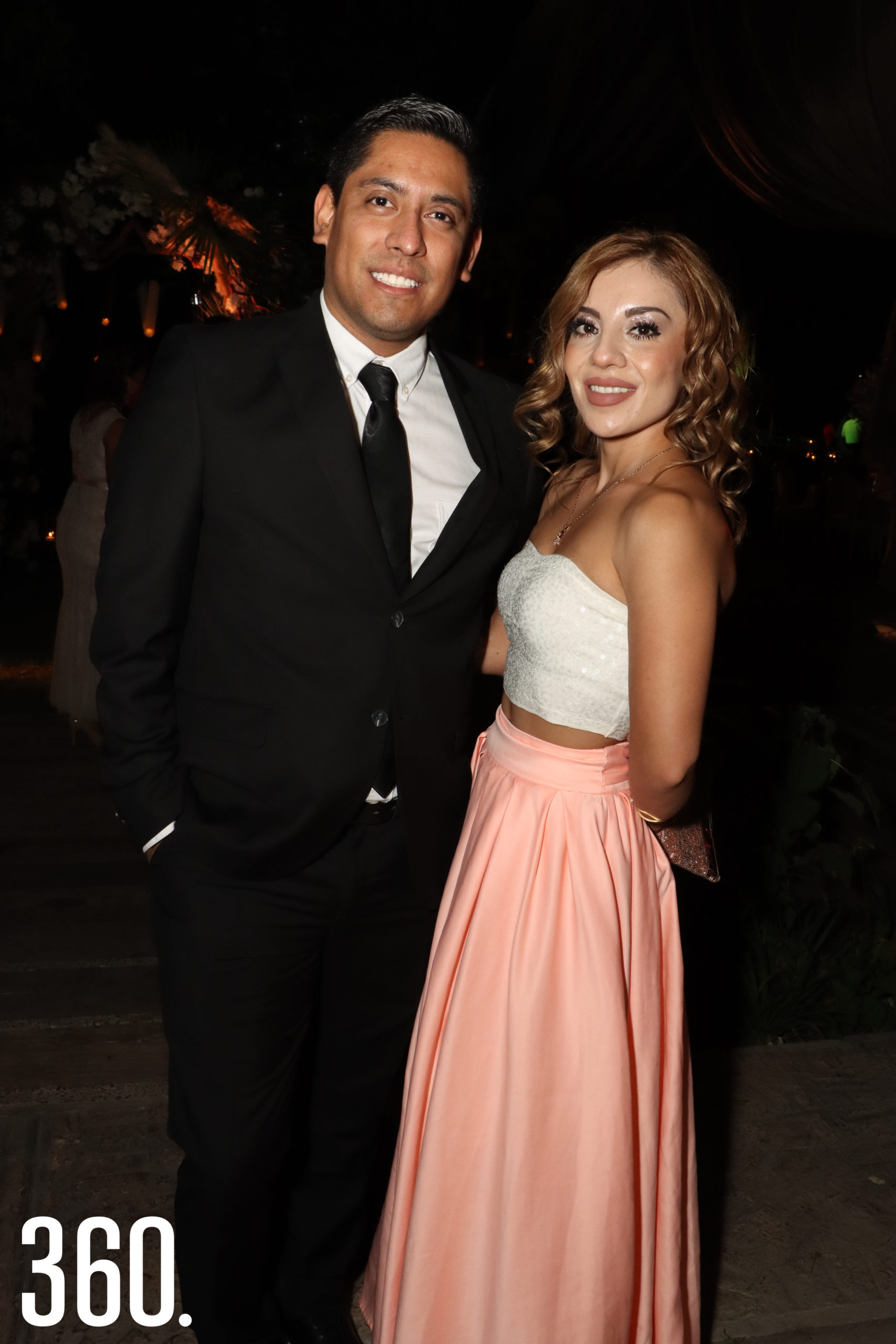 Eduardo Orozco y Adriana Moreno.