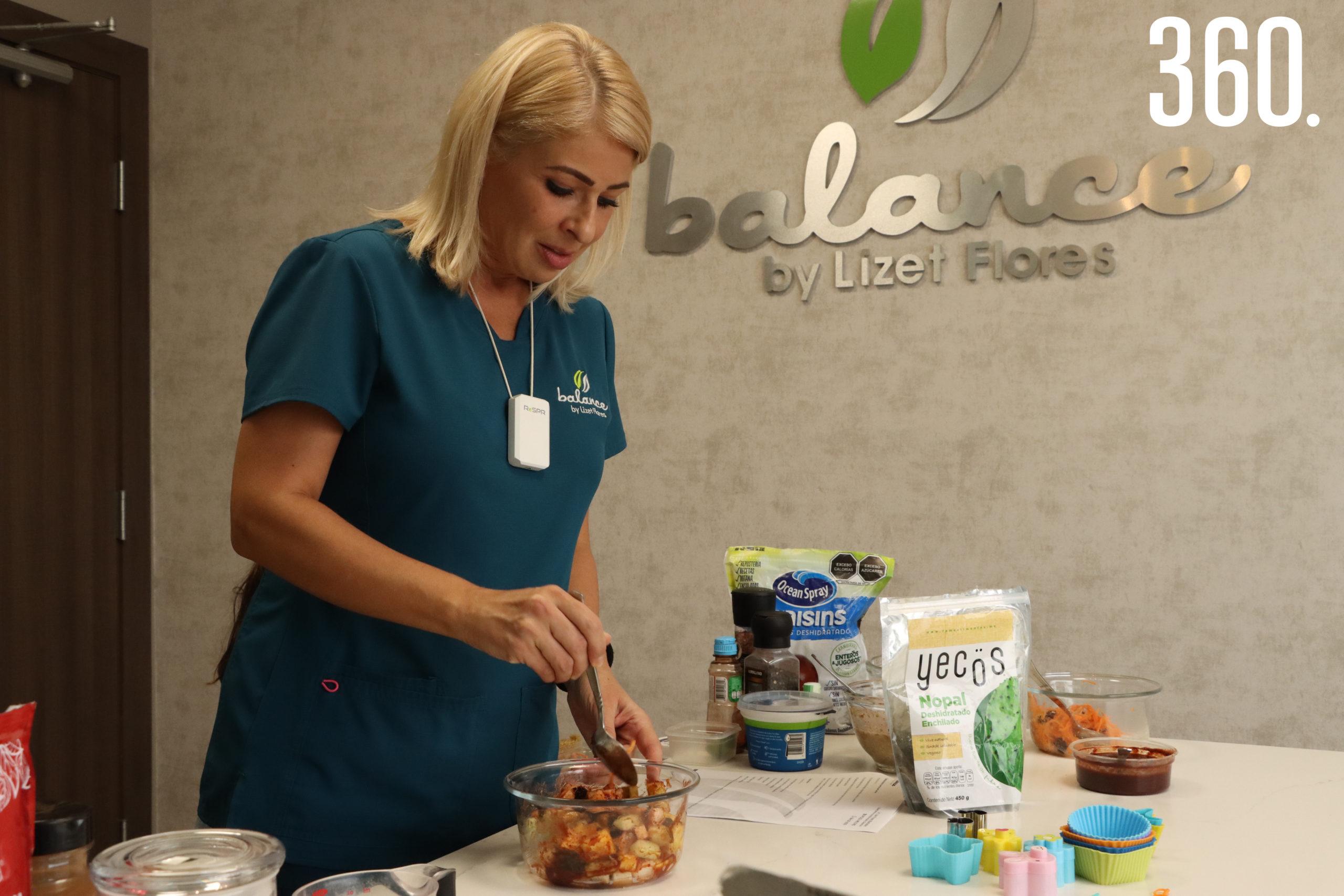 Lizet Flores Blackaller dio recetas saludables y balanceadas para la lonchera de los pequeños para este regresó a clases presenciales.