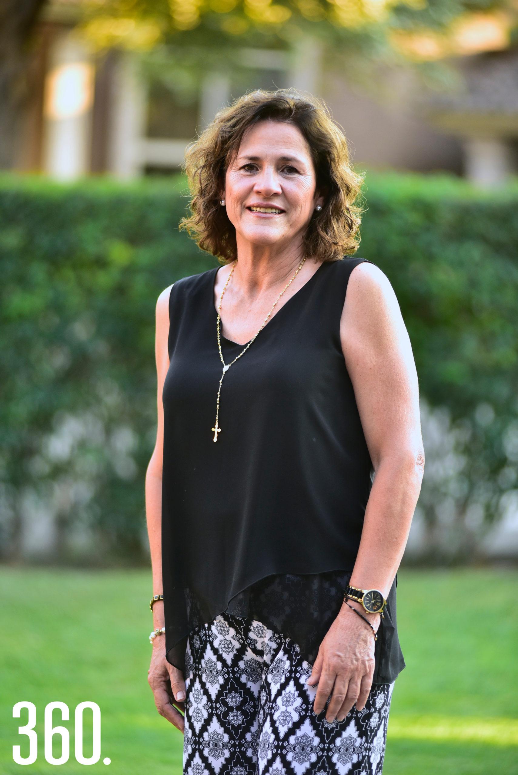 Patricia Rodríguez.