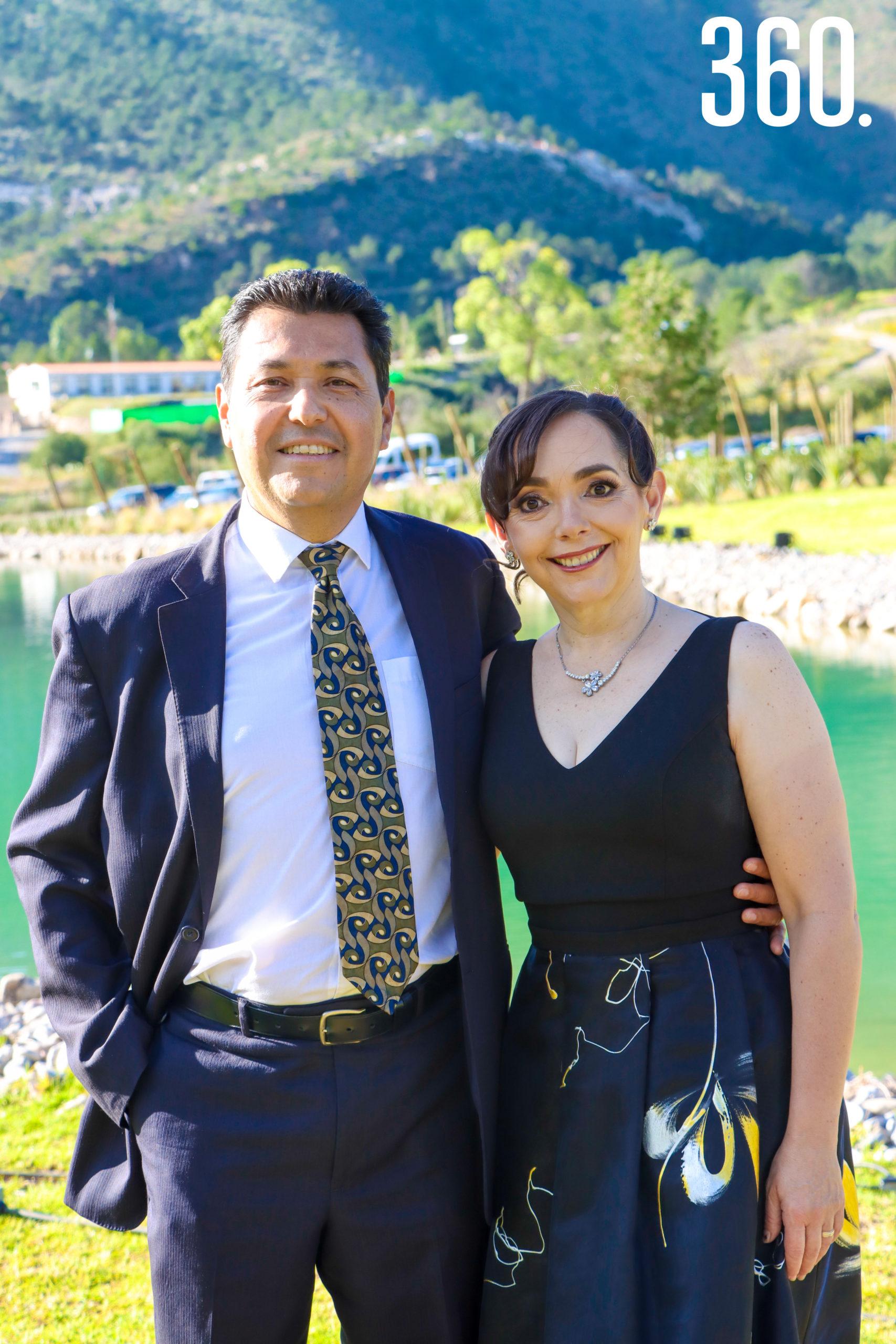 Gabriel y Gabriela Jiménez.