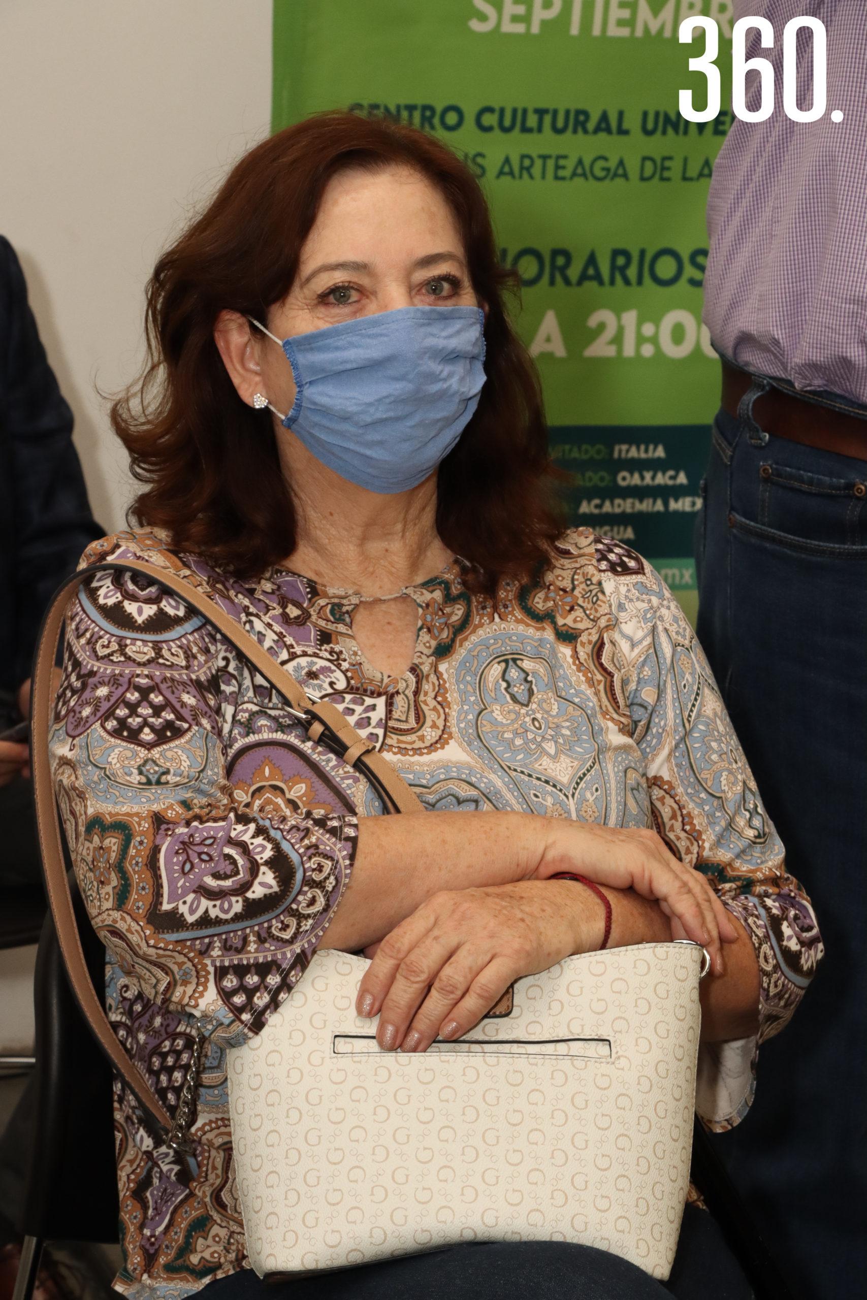 Belinda González.