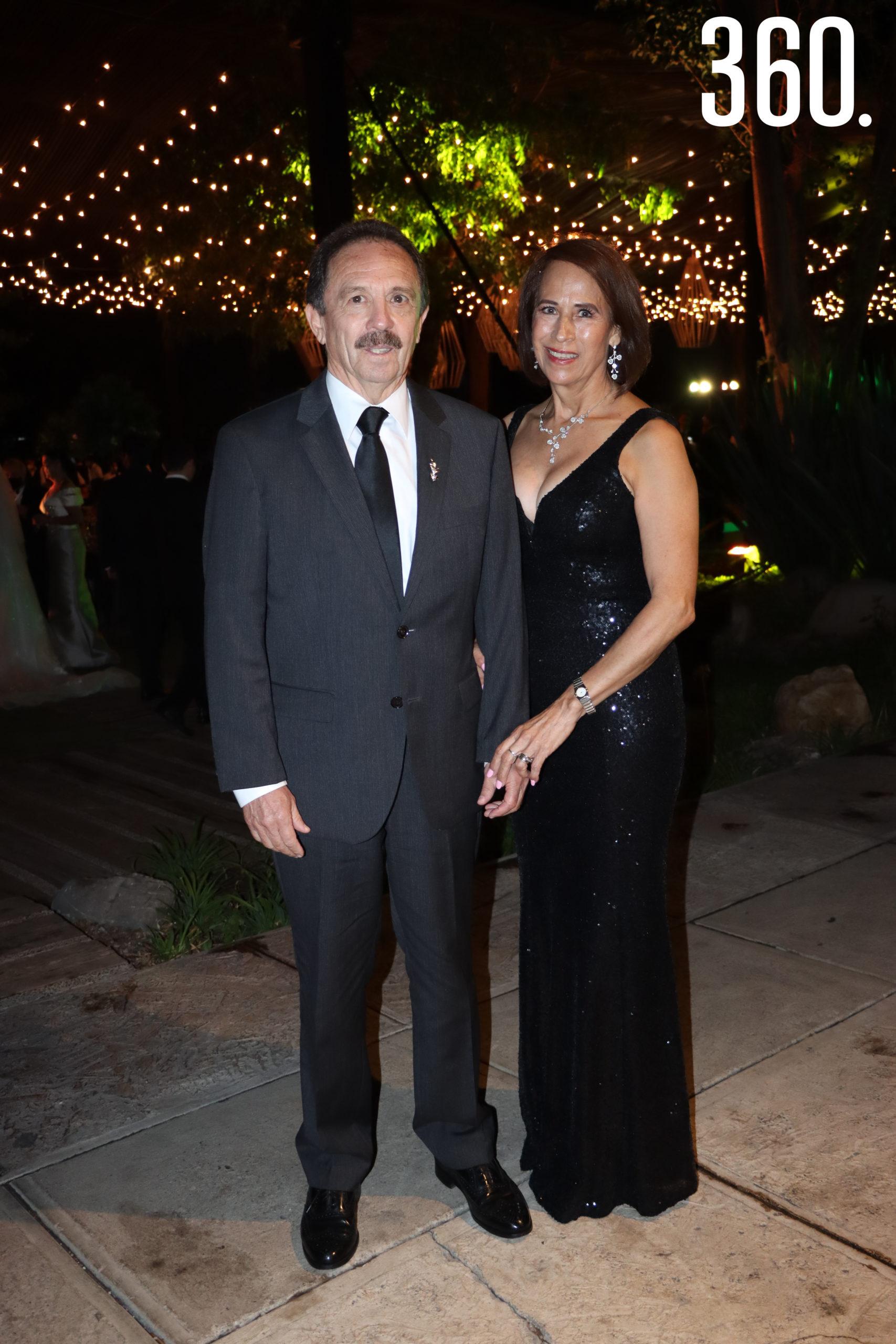 José Díaz e Irma Inés Martínez.