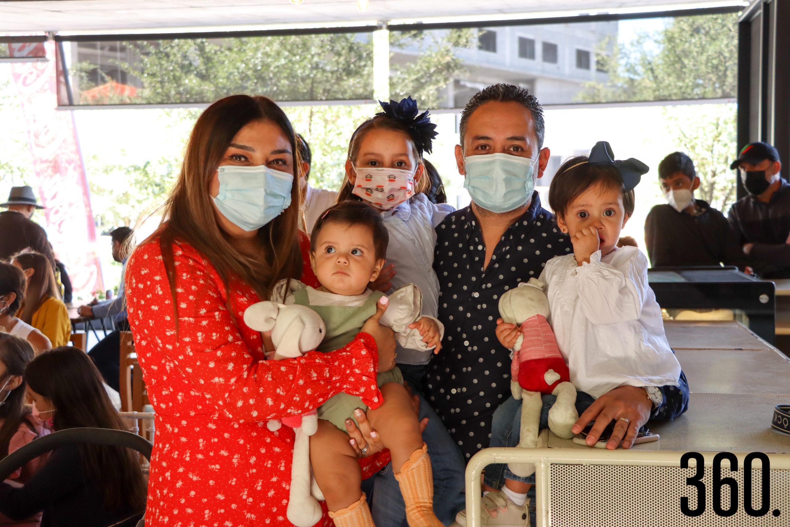 Familia Torres Galán.