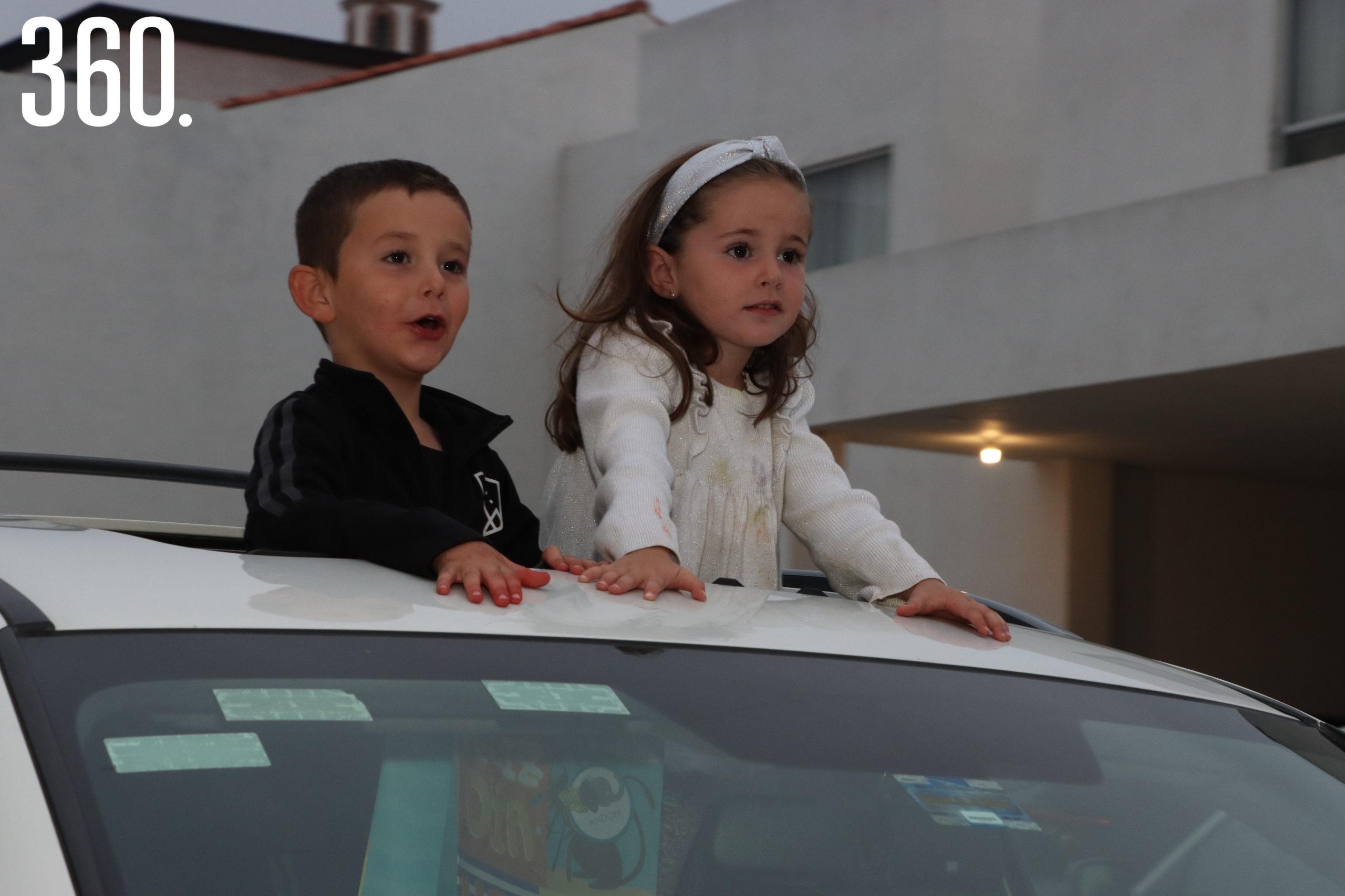 Andoni y Maite Rumayor.