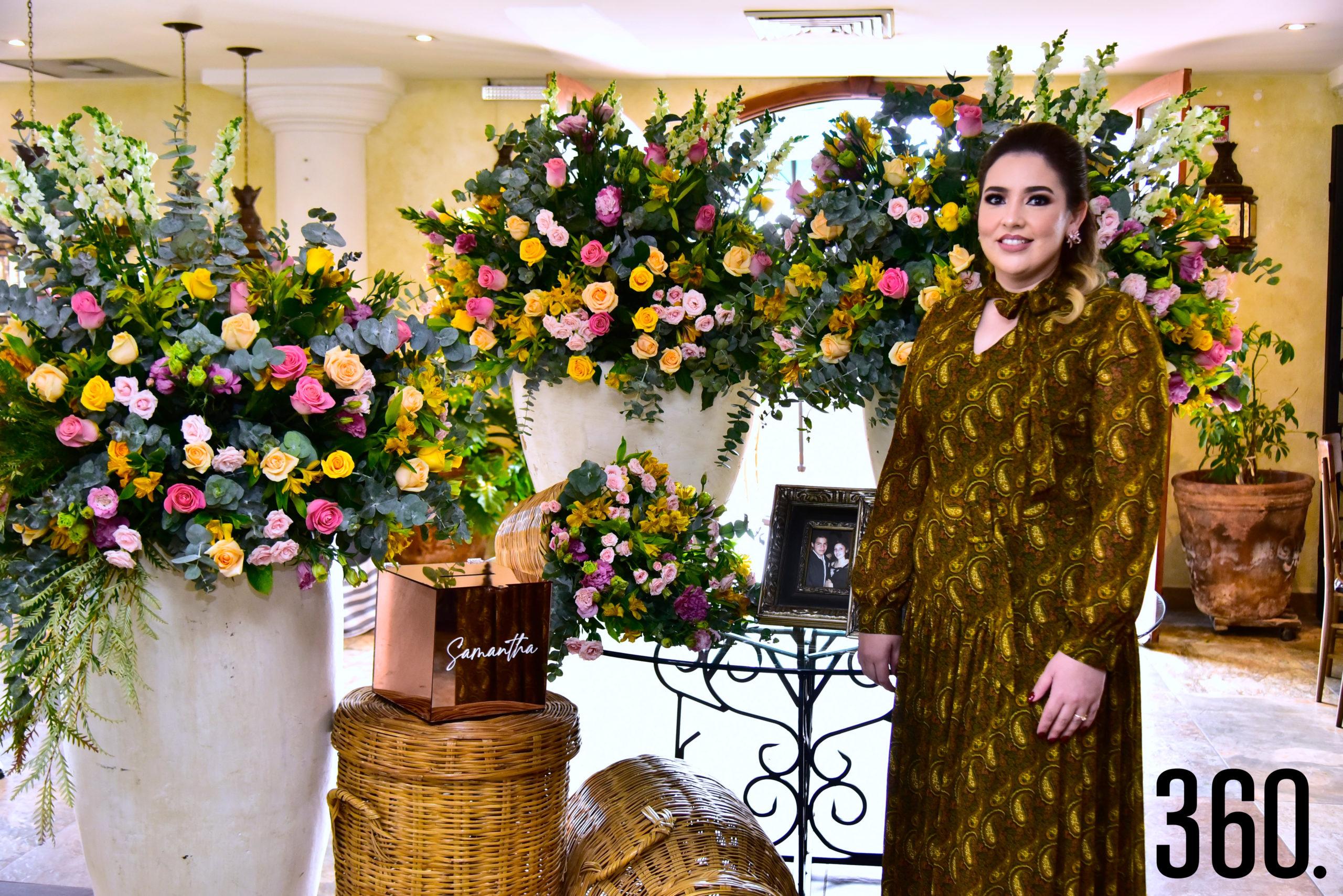 Samantha Natividad Pérez.