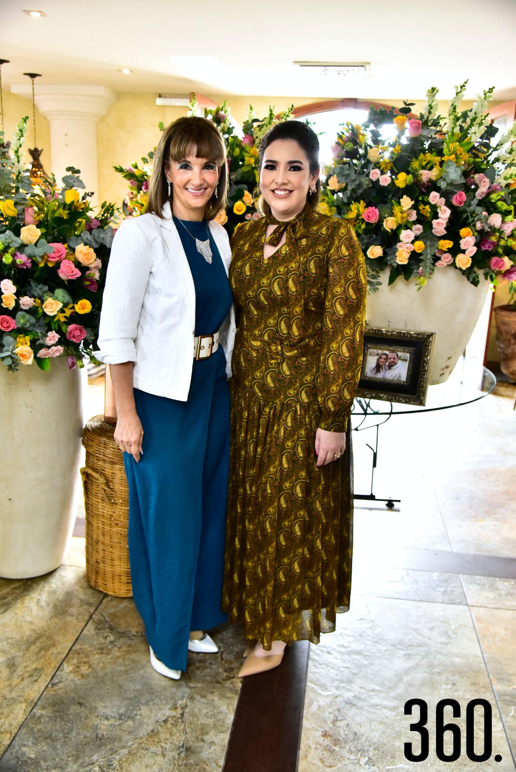 Margarita Natividad y Samantha Natividad Pérez.
