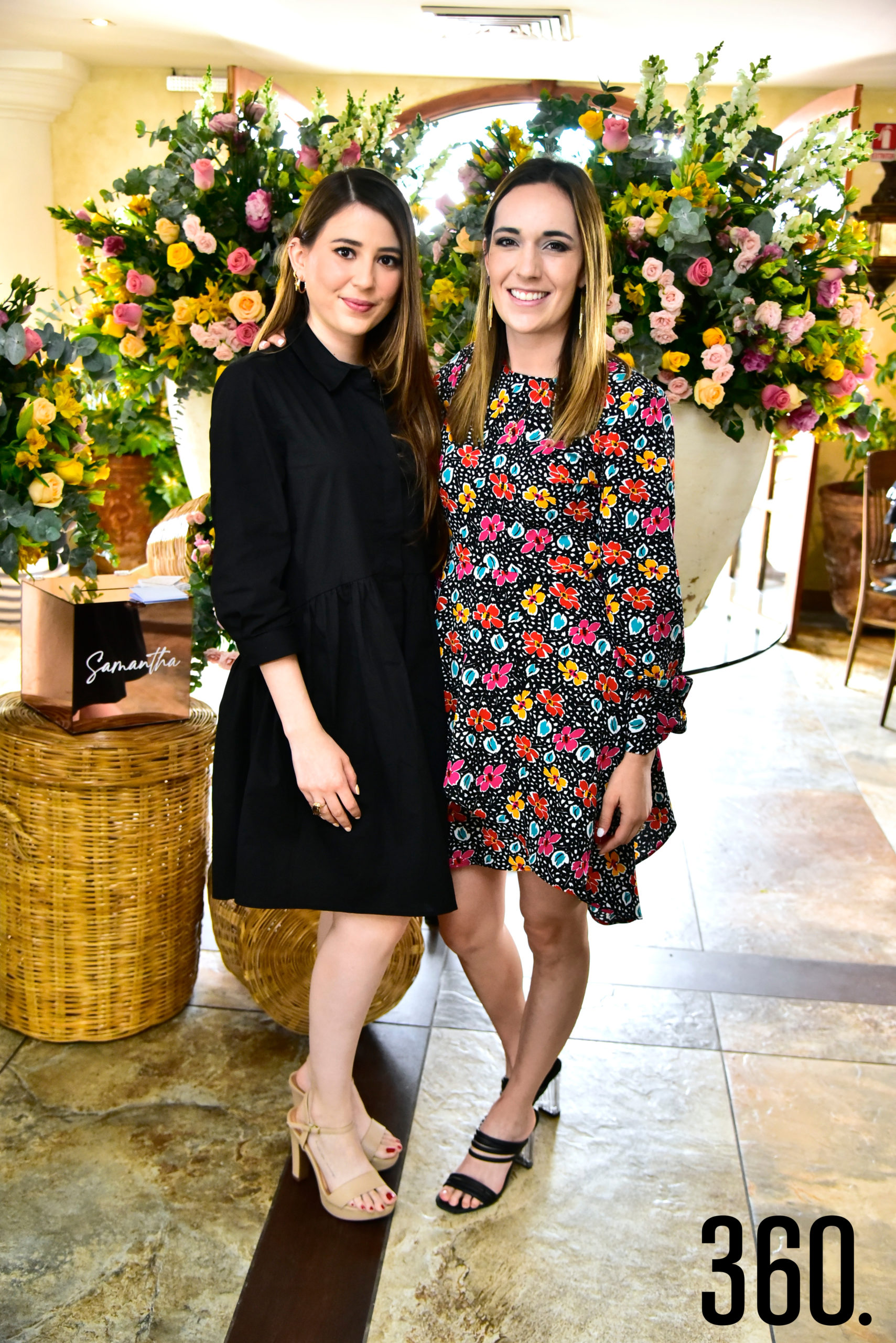 Maricarmen Rodríguez y Ana Lucia Rodríguez.