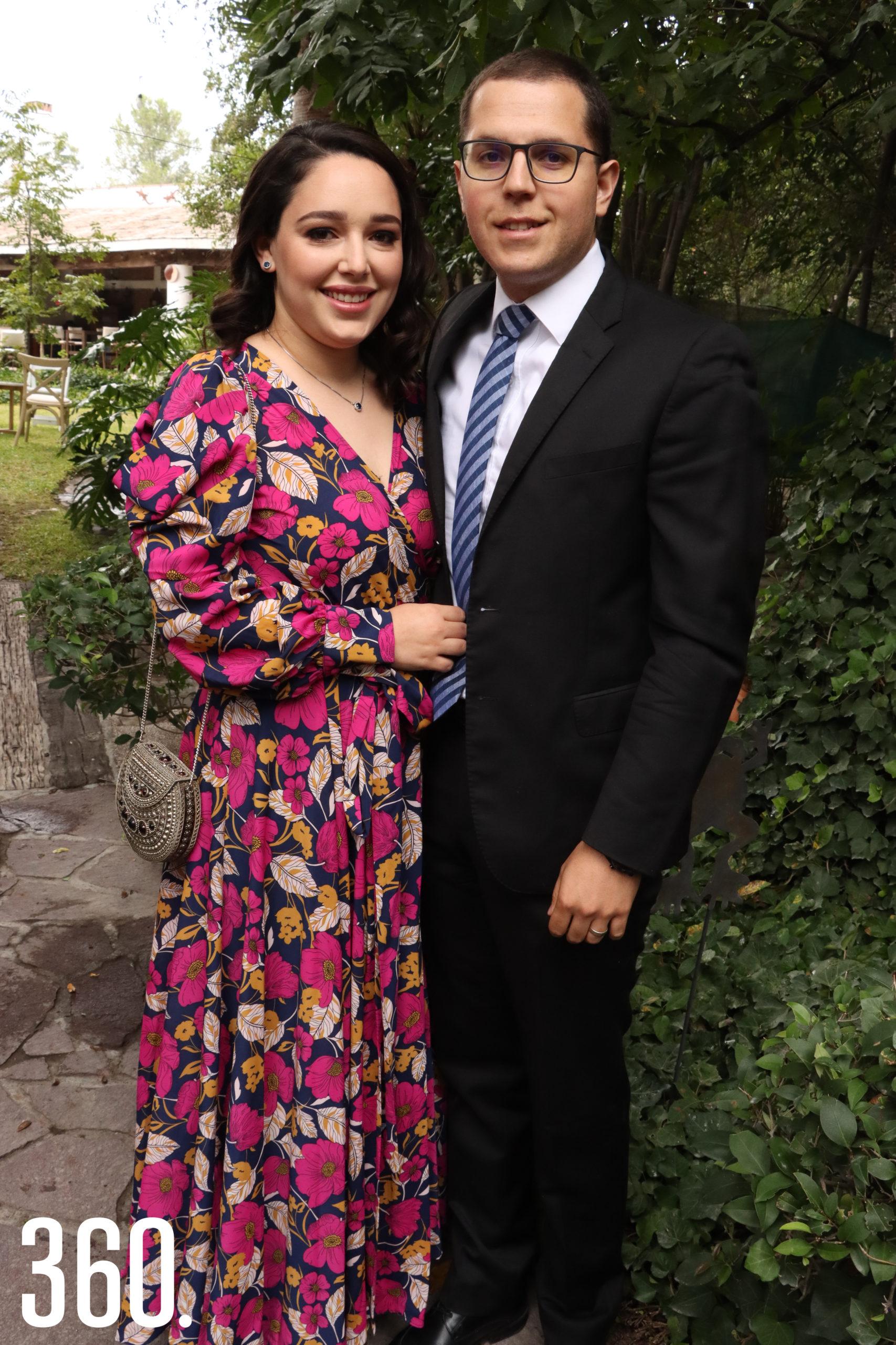 Isabel Zamora y Pablo Rivero.