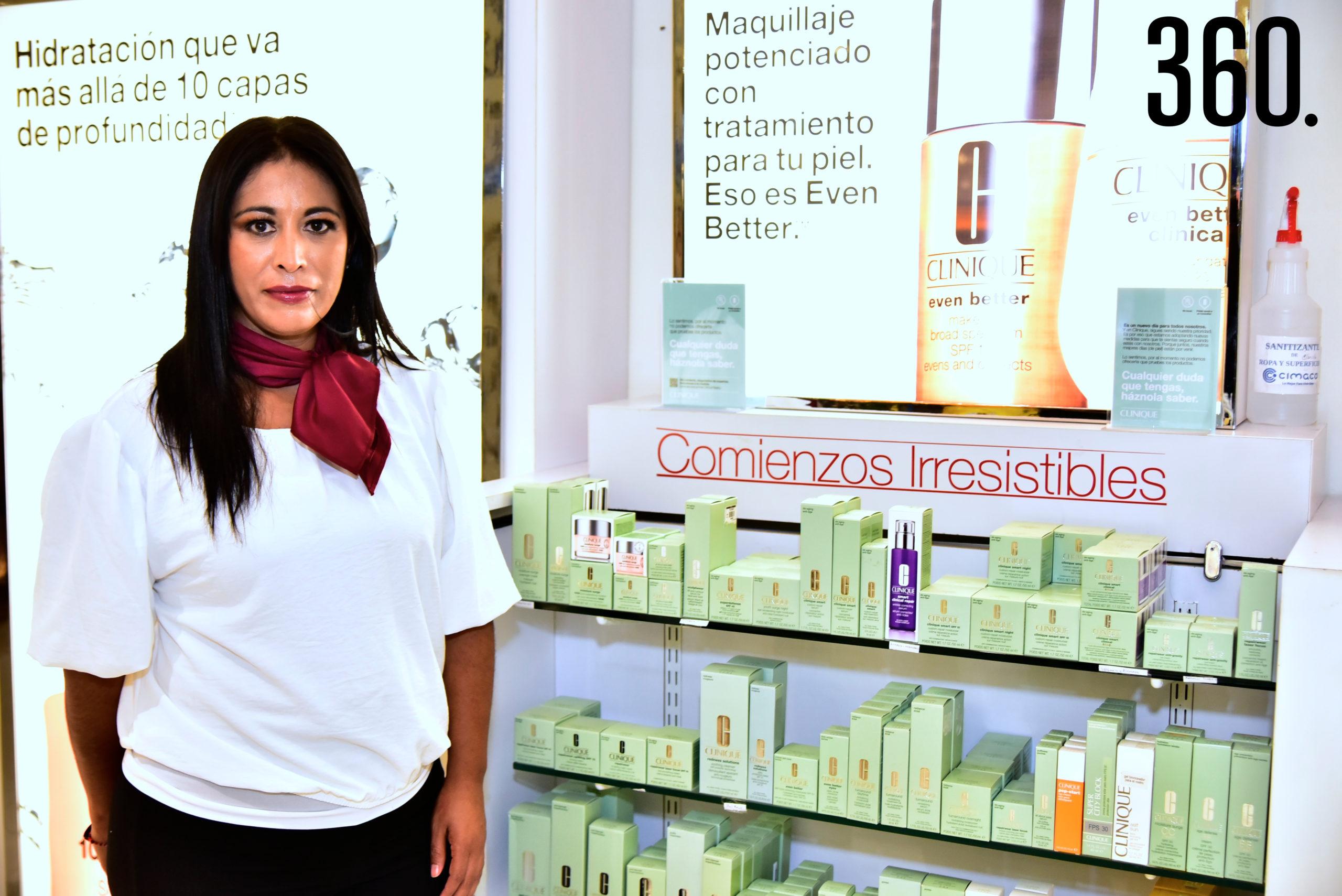 Arcelia Muñiz.
