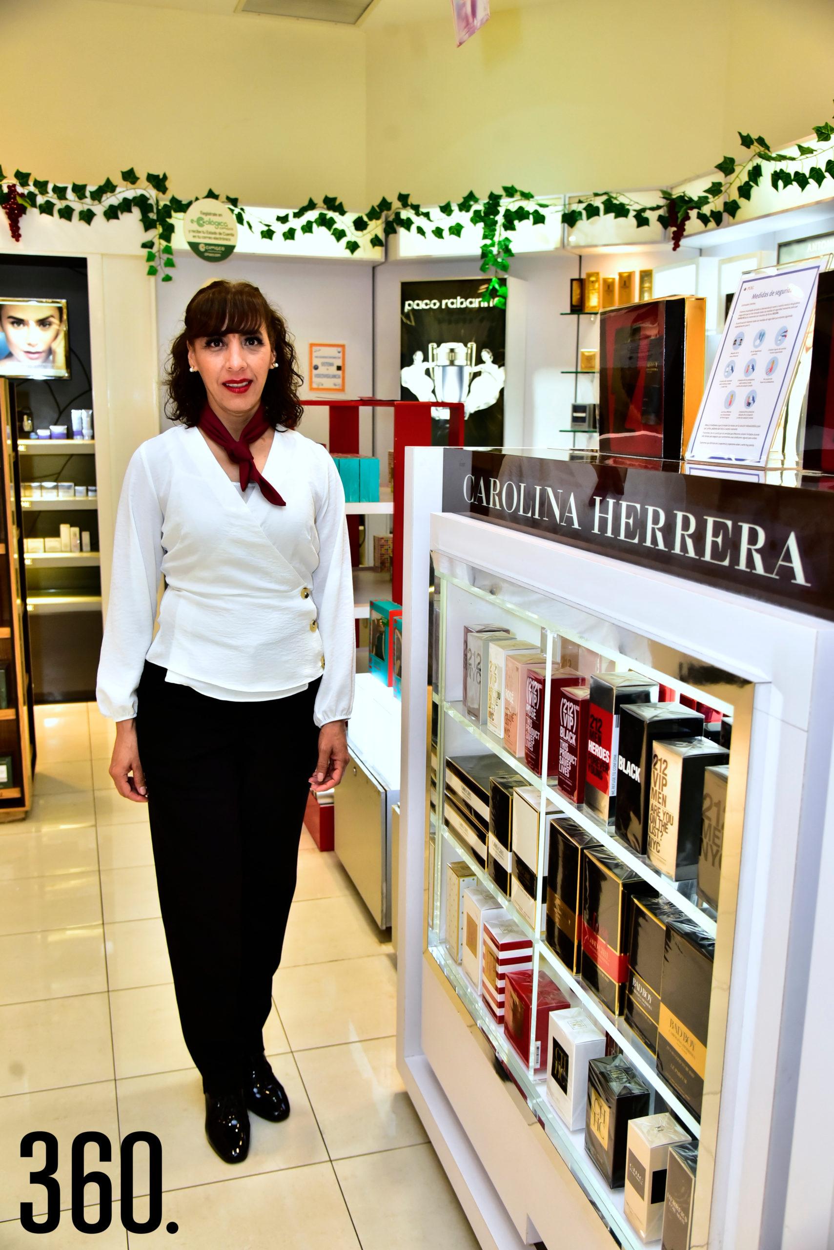 Adriana Ramírez López.